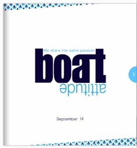 Boat Attitude Sept. 14