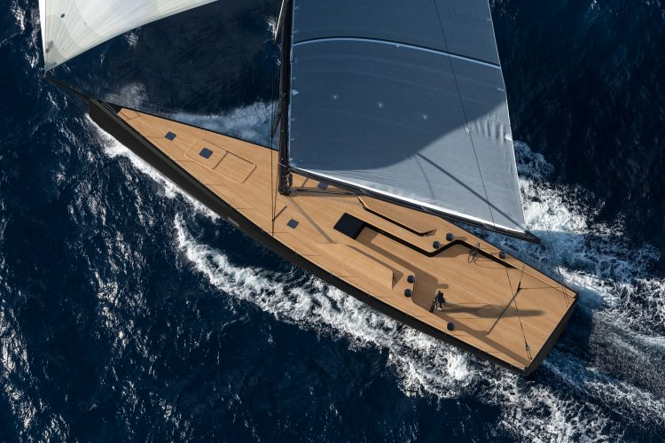 HAMILTON, Sail n: GBR 8211, Nation: GBR, Owner/Charterer: Sir Charles Dunstone, Model: Wallycento