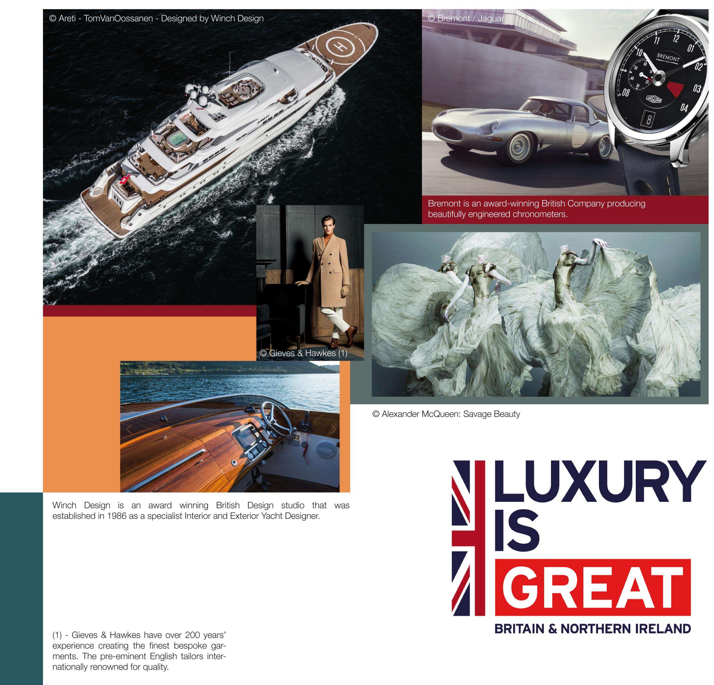 The UK's Luxury sector -