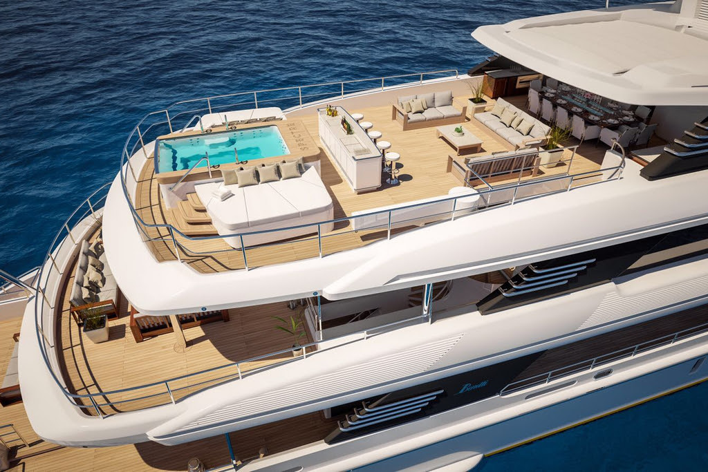 Thompson Westwood and White: SOLD – 2019 SPECTRE - 69 2m