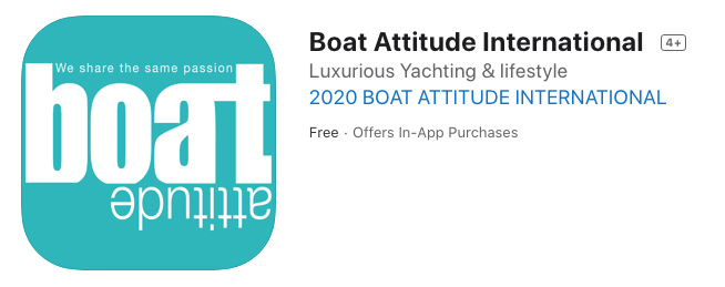 BOAT ATTITUDE INTERNATIONAL APP